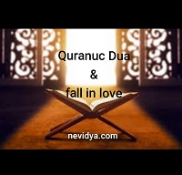Quranic dua & fall in love