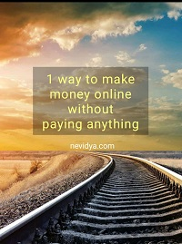 the only 1 way to Make Money Online Without Paying Anything
